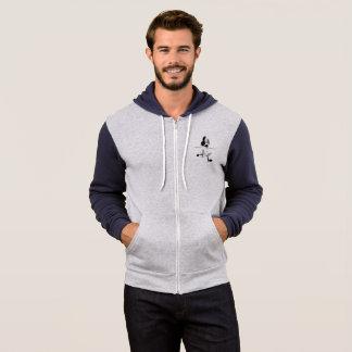 ink babe hoodie