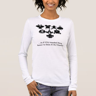 Ink Blot 2 tee by SweetKitten