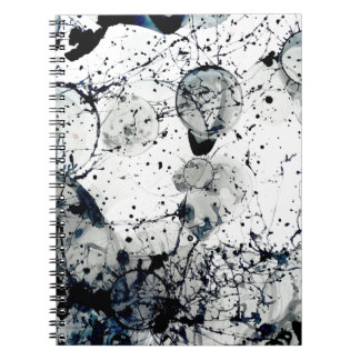 Ink Bubbles Notebook