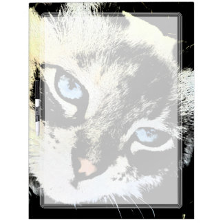 Ink Cat Large Dry Erase Board