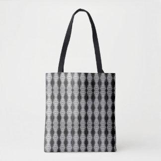 Ink Deco I Tote Bag Designed by Artist C.L. Brown