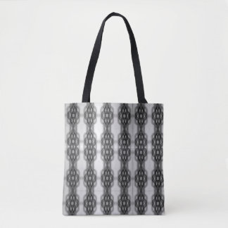 Ink Deco II Tote Bag Designed by Artist C.L. Brown