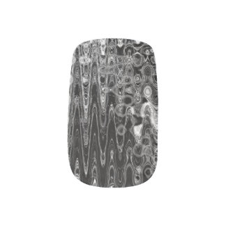 Ink & Echo I Minx Nails Design 2 by C.L. Brown Minx Nail Art