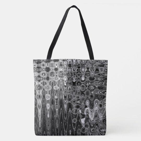 Ink & Echo II Tote Bag by Artist C.L. Brown