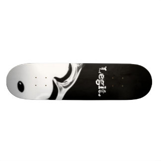 ink eye, Legit. Skate Deck