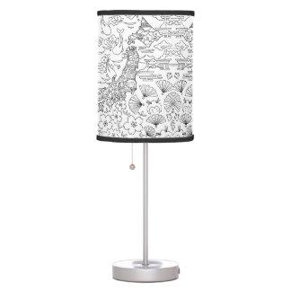 Ink: JAPAN Table Lamp