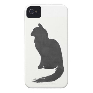 Ink Kitty iPhone 4 Case-Mate Cases