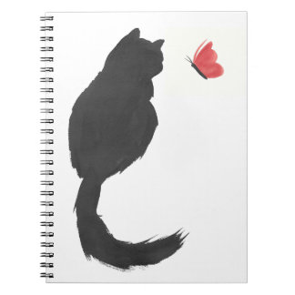 Ink Kitty Notebooks