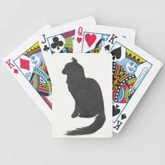 Ink Kitty Poker Deck