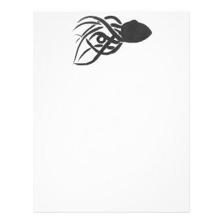 Ink Octopus Letterhead
