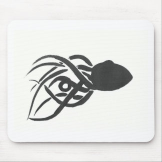 Ink Octopus Mouse Pad