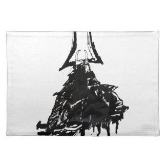 Ink Samurai 1 Placemat