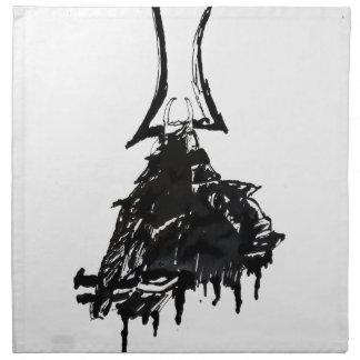 Ink Samurai 1 Printed Napkins