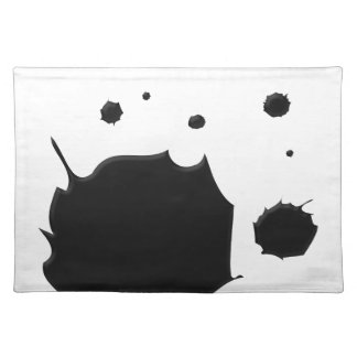 Ink Spill Placemat