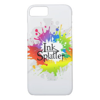 Ink Splatter Logo - Iphone 8/7 Case