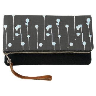 Ink Spots Clutch Bag