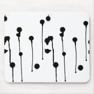 Ink Spots Mouse Pad
