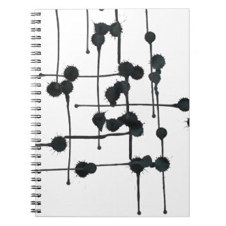 Ink Spots Notebook