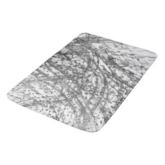 Ink Wash Bath Mat by C.L. Brown