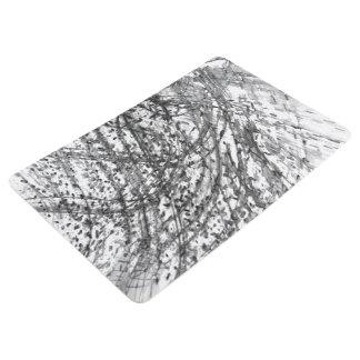 Ink Wash Floor Mat by Artist C.L. Brown