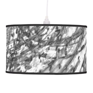 Ink Wash Pendant Lamp by C.L. Brown