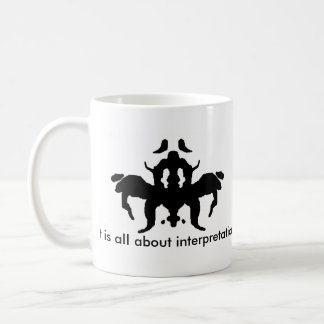 Inkblot Coffee Mug