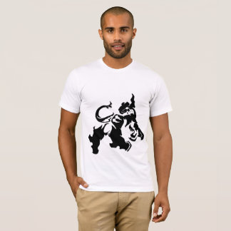 Inkblot Dragon T-Shirt