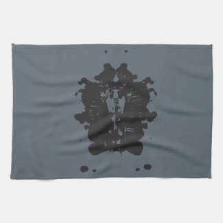 Inkblot Pharaoh Kitchen Towel