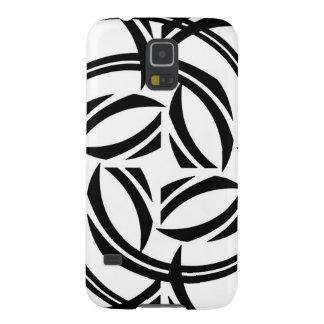 Inked Iris Tribal Galaxy S5 Covers