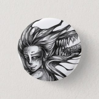 InkMinx 1 Inch Round Button