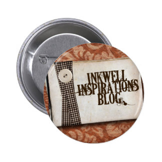 Inkwell Inspirations Logo 2 Inch Round Button