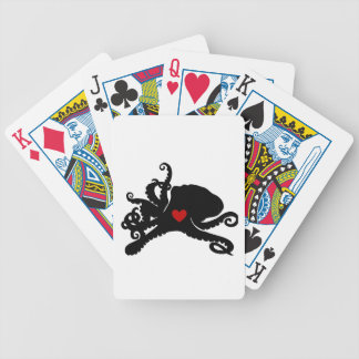 Inky Poo Logo Products Bicycle Playing Cards