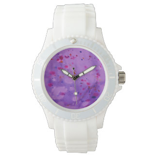 inky purple watch