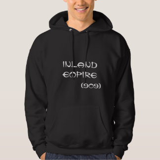 inland empire, (909) hoodie