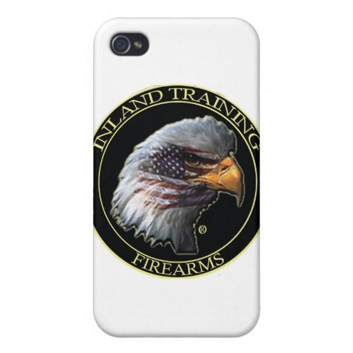 Inland Firearms Training iPhone 4/4S Case