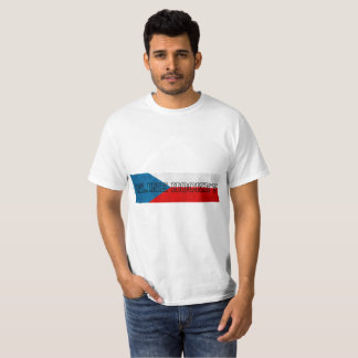 Inline Hockey Czech Republic T-Shirt
