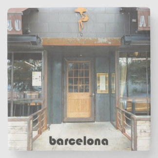 Inman Park, Barcelona, Atlanta Marble Coasters Stone Beverage Coaster