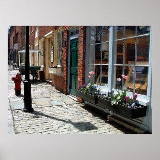 Inn Street Gallery Poster