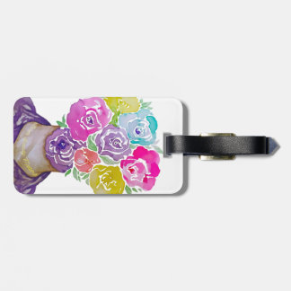 Inner Beauty Luggage Tag