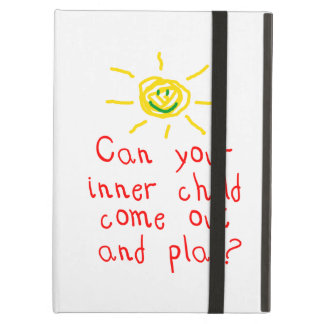 Inner Child iPad Air Cover