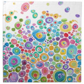 Inner Circle Cloth Napkins