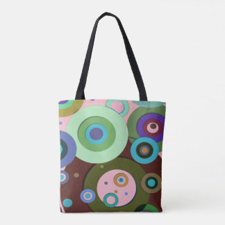 Inner Circles #9 Tote Bag