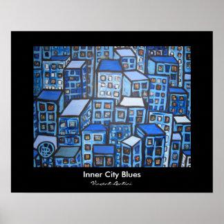 Inner City Blues Poster