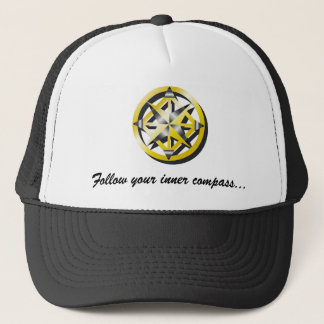 Inner Compass Baseball Cap