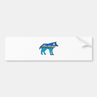 Inner Daydreams Bumper Sticker