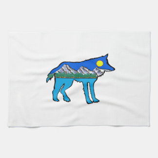 Inner Daydreams Kitchen Towel
