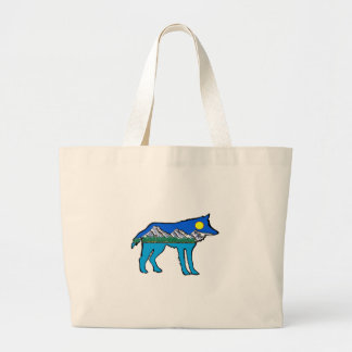 Inner Daydreams Large Tote Bag
