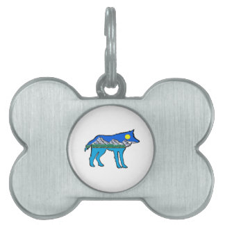 Inner Daydreams Pet Name Tag