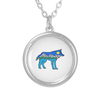 Inner Daydreams Silver Plated Necklace