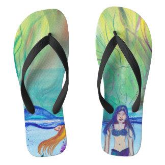 Inner Exploration Flip Flops